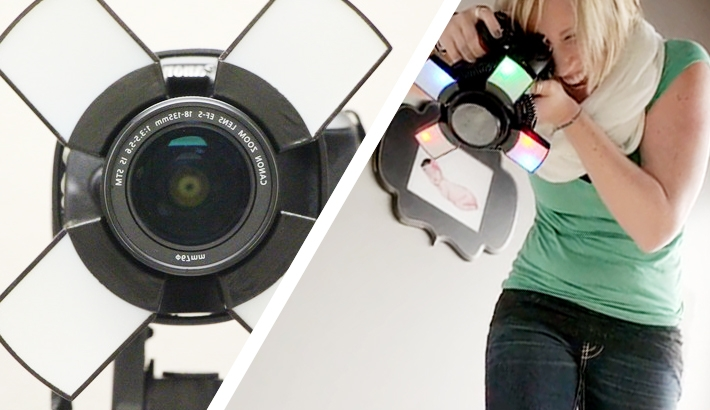The Looky Loo: A New Way To Make Kids Look At Your Camera