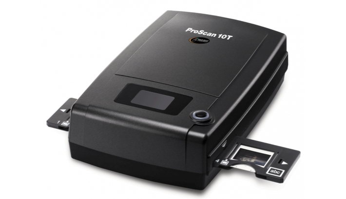 Pocket-Sized 10,000 DPI 35mm Film Scanner Announced