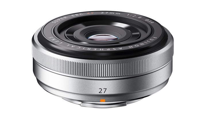 Fujifilm XF 27mm f/2.8 Lens only $200, Lexar 32GB 2-Pack on Sale