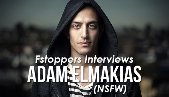 Fstoppers Interviews Photographer Adam Elmakias (NSFW)