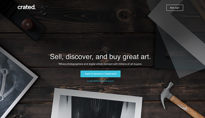 Crated.com: A New Platform for Artists to Get Noticed and Get Paid