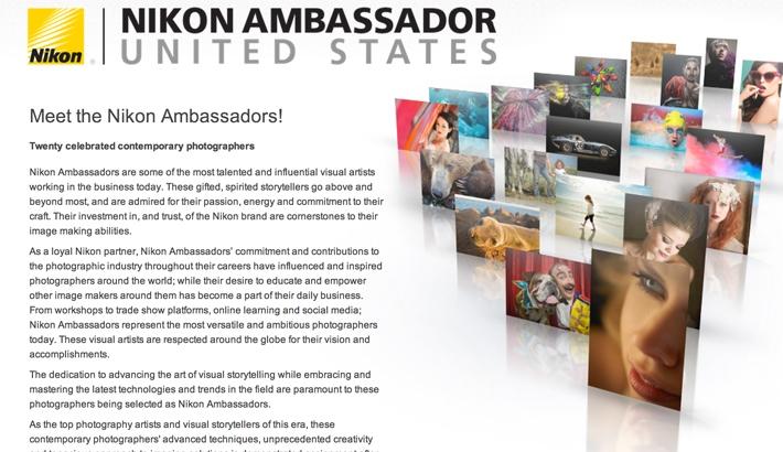 Nikon's Four New Brand Ambassadors: Blair Bunting, Bambi Cantrell, Doug Gordon & Tamara Lackey