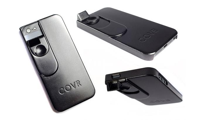 New Phone Case Allows for Sneakier Photos