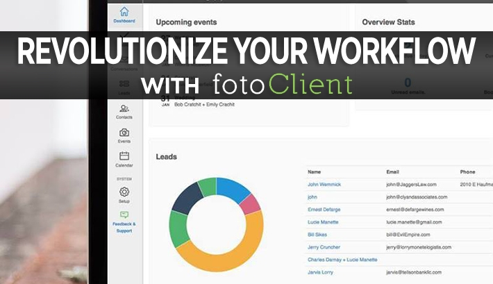 fotoClient - A Workflow Workhorse That All Photographers Need