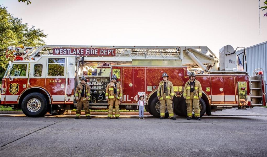 Playing Fireman