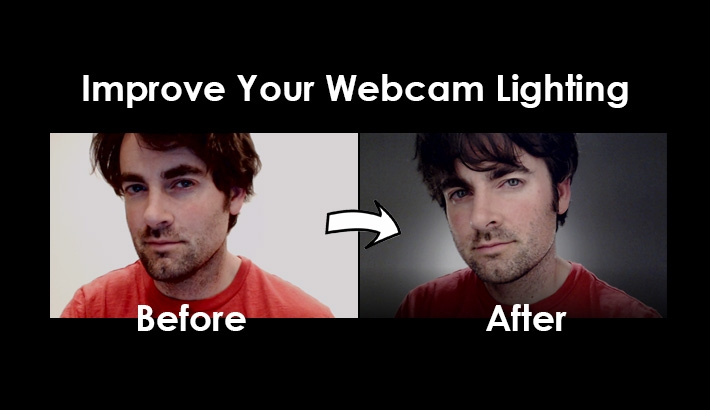 Three Easy Steps To Improve Your Lighting on Webcam