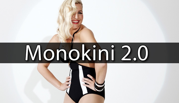 The Photography behind the Monokini 2.0 Project - Swimwear for Women Who Have Had Mastectomies