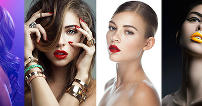 Beauty, Portrait & Editorial Makeup Photography and Retouching