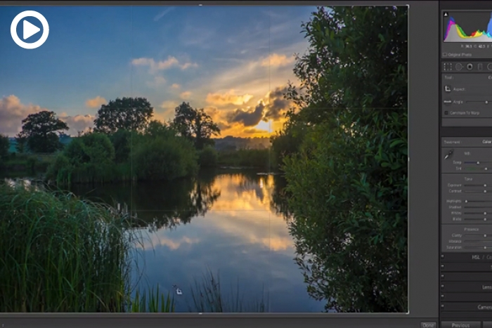 Glyn Dewis Shows You How to Save an Almost Unusable Image