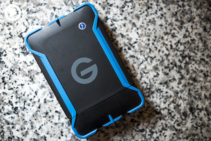 G Technology G Drive Ev Atc With Thunderbolt Hands On