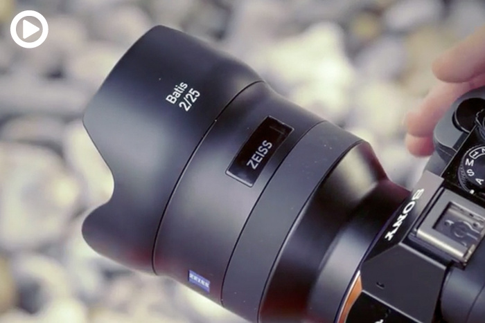 the tokina firin 20mm f2 is for sony full frame e mount cameras