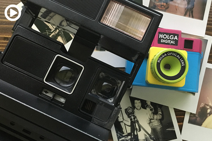 Holga Polaroid Camera: Camera & Photo #3 ...