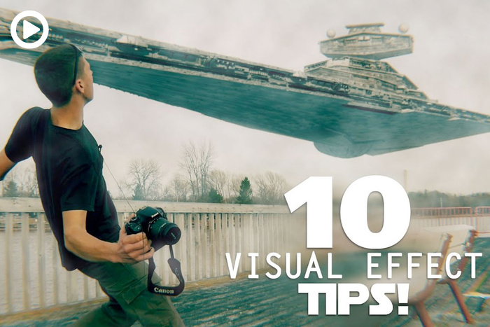Ten Tips for Shooting Video Footage for Visual Effects