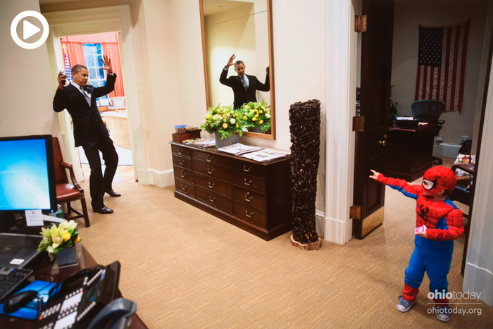 An Interview With Pete Souza: Behind the Images