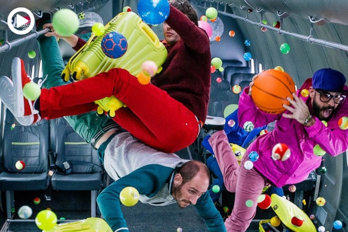 Lacking inspiration? Check Out How OK Go Find Their Ideas