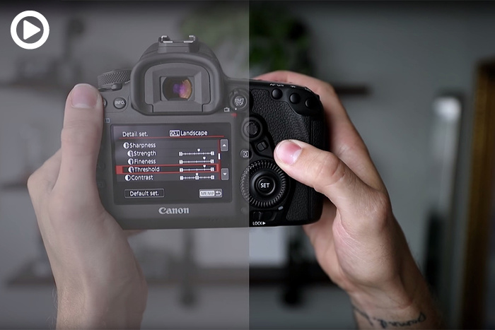 Canon Picture Profiles, Get The Most Out of Your Video Features