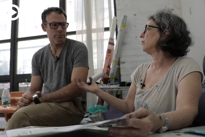 An Afternoon With Backdrop Artist Sarah Oliphant