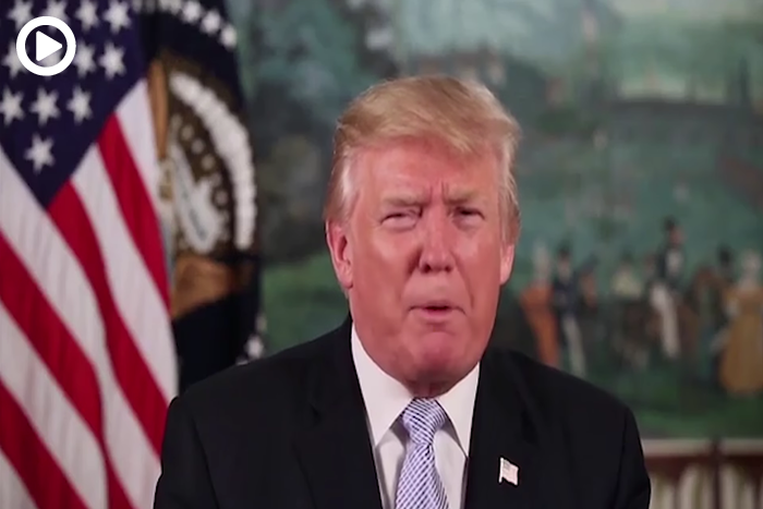 Should President Trump Fire His Video Team?