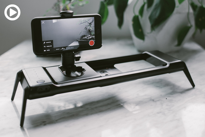 Introducing ROV by Rhino Camera Gear, a Motorized Camera Slider for iPhone