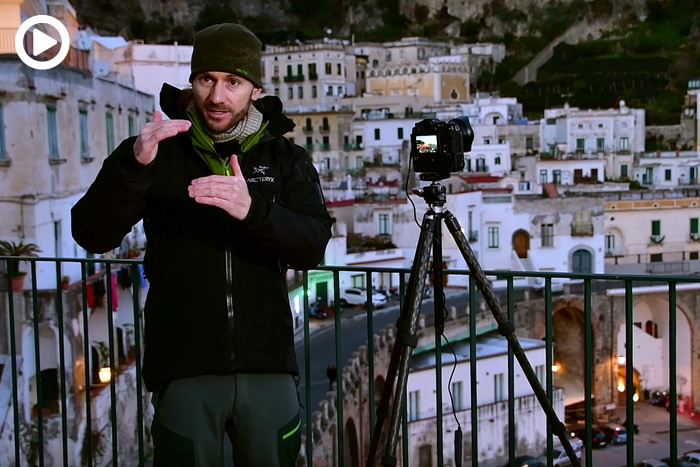 How to Photograph Stars in a City: Photographing the World 3 BTS