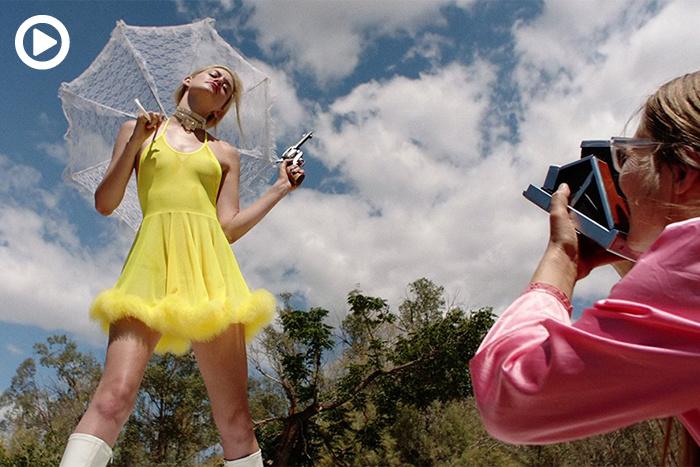 Polaroid Feature-length Documentary: 'Instant Dreams'
