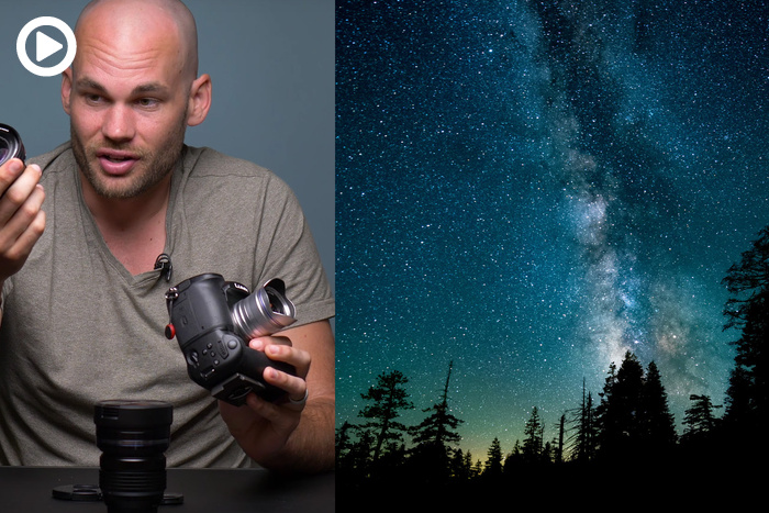 How We Shoot the Stars With Micro Four Thirds Cameras