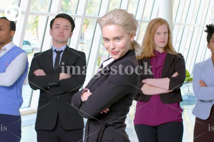 emilia clarke stock photography model fstoppers