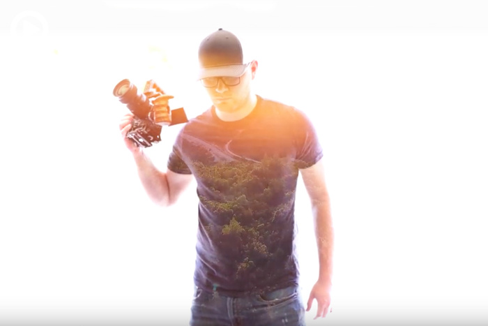 How to Make a Double Exposure Video