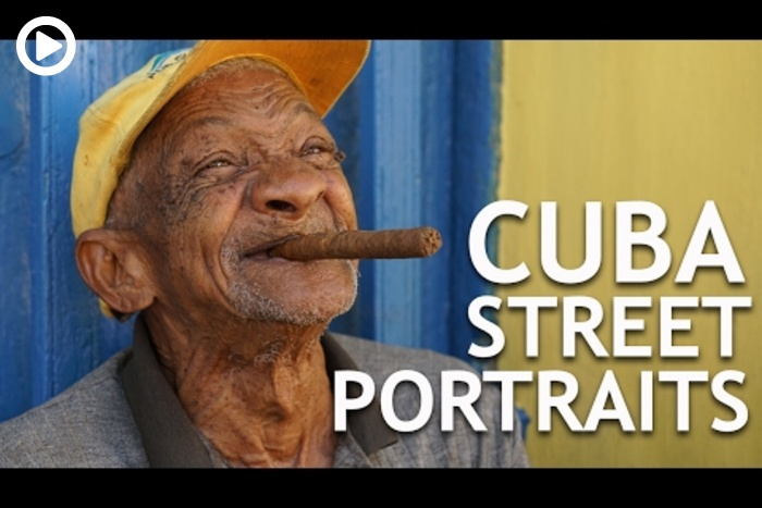 Street Portraits with Jay P. Morgan from The Slanted Lens