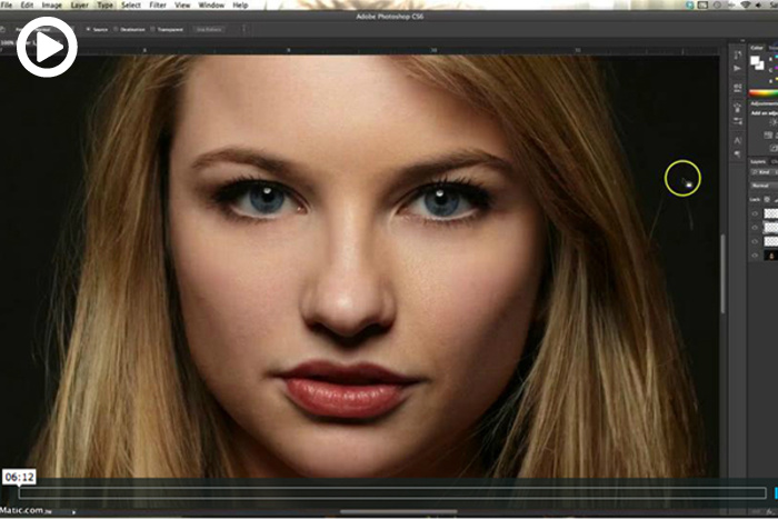 how to use portraiture in photoshop