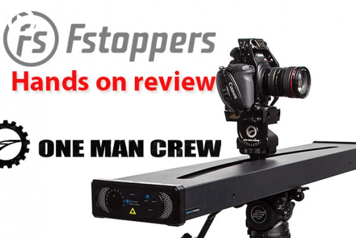Fstoppers Reviews Redrock Micro One Man Crew Motorized