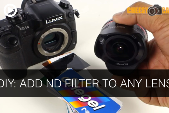 how to add filters to videos