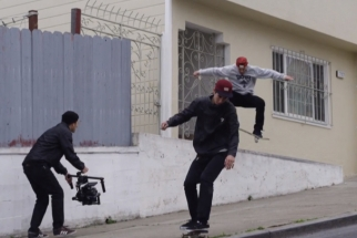 RED Shares a Four-Part BTS Look at Shooting 4K Skateboarding on the RED EPIC