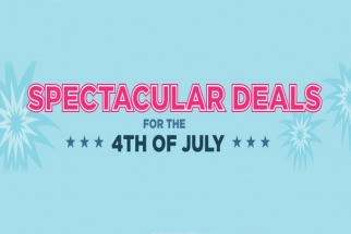 Steals, Deals, & Promo Codes For July 4th!