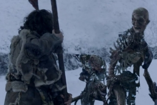 Game of Thrones Season 4 - Wight Attack Sequence Behind-the-Scenes