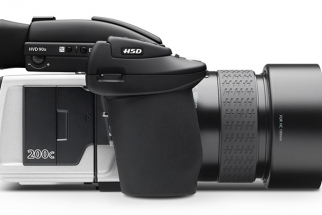 Hasselblad Continues CMOS Craze with 200 Megapixel H5D-200c MS