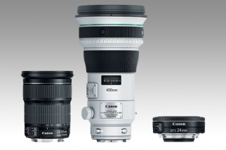 Canon Highlights 3 New Lenses in Their Photokina Announcement