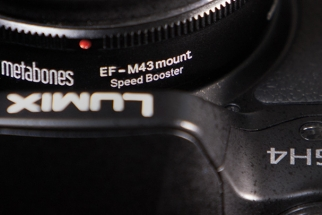Canon Lenses On The Panasonic GH4, Using The Metabones Speedbooster Adapter