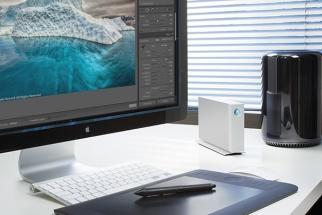 Lacie Announces Radically Rethought d2 Thunderbolt 2 Desktop Drive