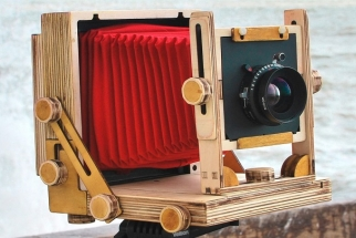 Intrepid 4x5 Could Be Your Cheap Jump to Large Format