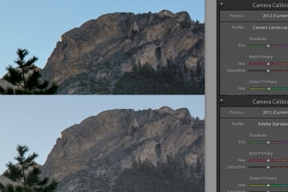 A Simple Lightroom Trick To Restore The Back Of Your Camera Look