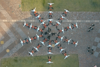 OK Go's Latest Music Video Masterpiece Shows The Power of Drones in Video