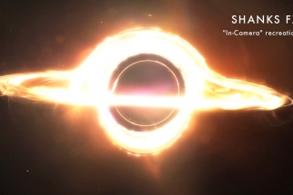 Joey Shanks Explains to Fstoppers How He Re-Created the Black Hole from the Movie Interstellar