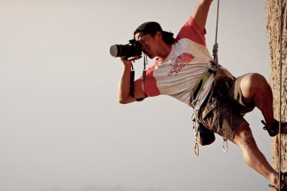 A Day in the Life of Adventure Photographer Jimmy Chin