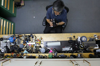 Meet Kenji Yamaguchi - National Geographic's Legendary In-House Camera Engineer