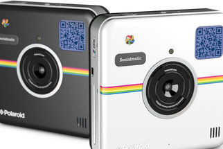 Polaroid's New Instant Print Socialmatic Camera is Coming Next Month