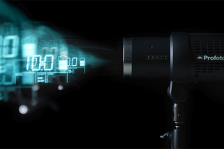 Profoto Adds High Speed Sync to Beloved B1 Strobe through Firmware Update