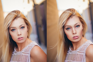 How to Use Lightroom Brushes to Contour Faces