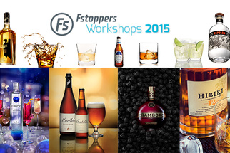 Master Studio Lighting For Products, Beverages, and Glass In This 2-Day Workshop - Only A Few Spots Left