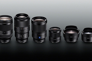 Sony Introduces Four New FE Lenses to Their Lineup, Software Updates for Current Offerings